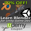 Learn Blender for Unity Video Game Development - Udemy Course (50% OFF!)